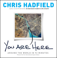 You Are Here cover (Canada) w border
