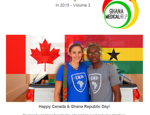 Ghana Medical Help In 2015, Volume 3